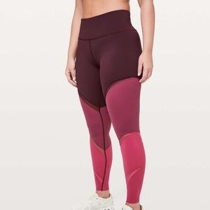 Lululemon Colour Me Ombré Tight 28""